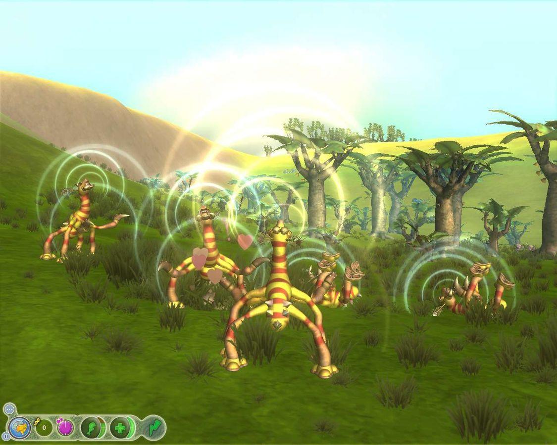 Игру spore 2 на андроид - YouTube