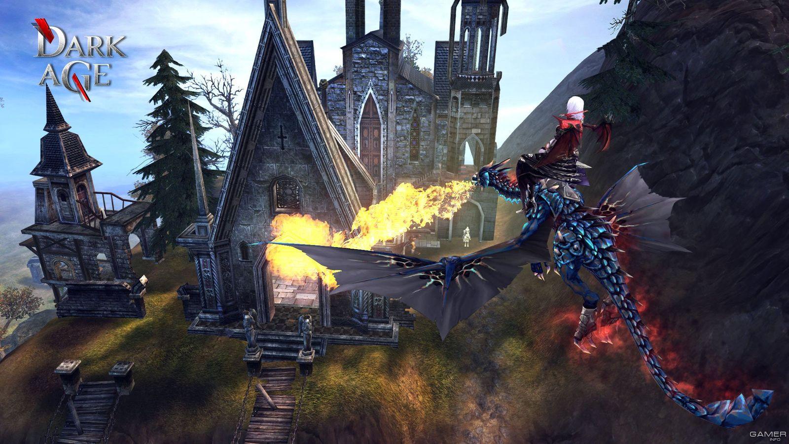 Скачать бесплатно игру dark age на компьютер
