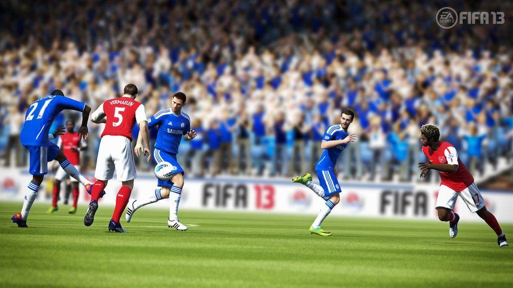 Игра fifa 2013 скачать бесплатно на компьютер