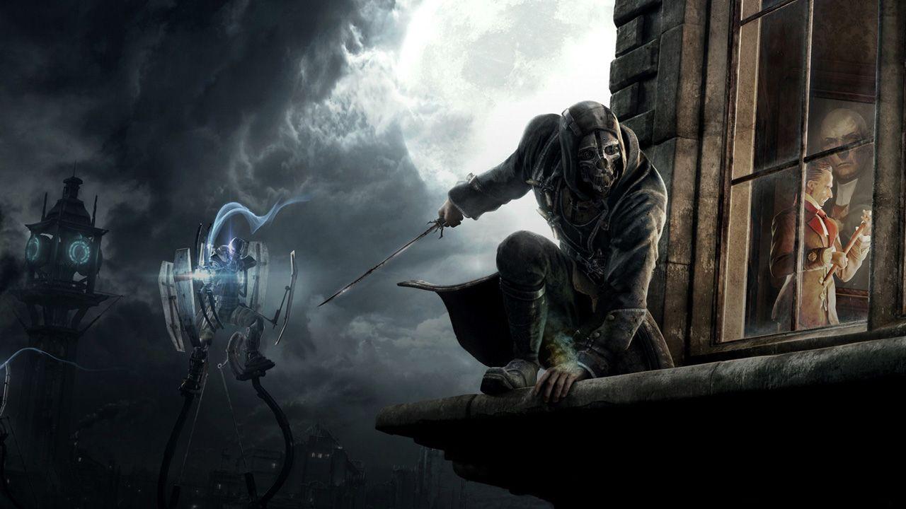 Скачать игры на компьютер dishonored