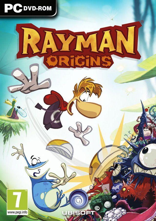 Rayman скачать на компьютер