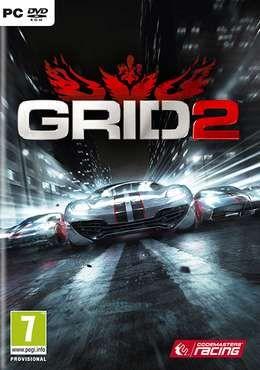 Скачать игру grid 2 через торрент бесплатно на компьютер на русском