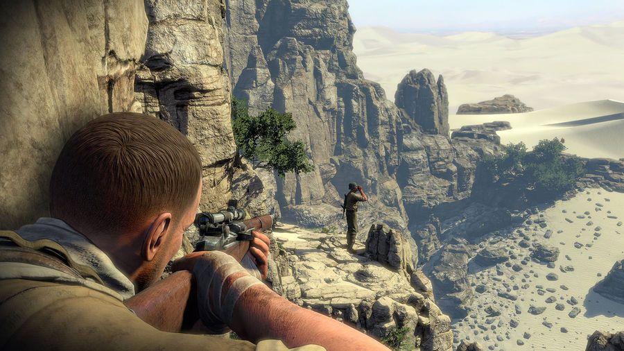 игра снайпер 3 скачать бесплатно на компьютер - фото 10