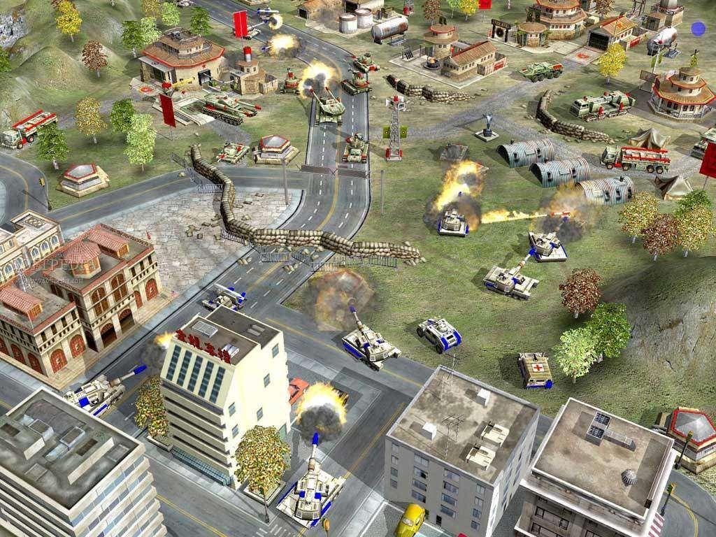 игра генералы стратегия скачать бесплатно на компьютер - фото 9