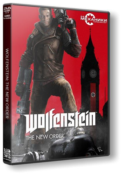 Скриншот Wolfenstein: The New Order, скачать Wolfenstein: The New Order, картинки Wolfenstein: The New Order, играть бесплатно в Wolfenstein: The New Order