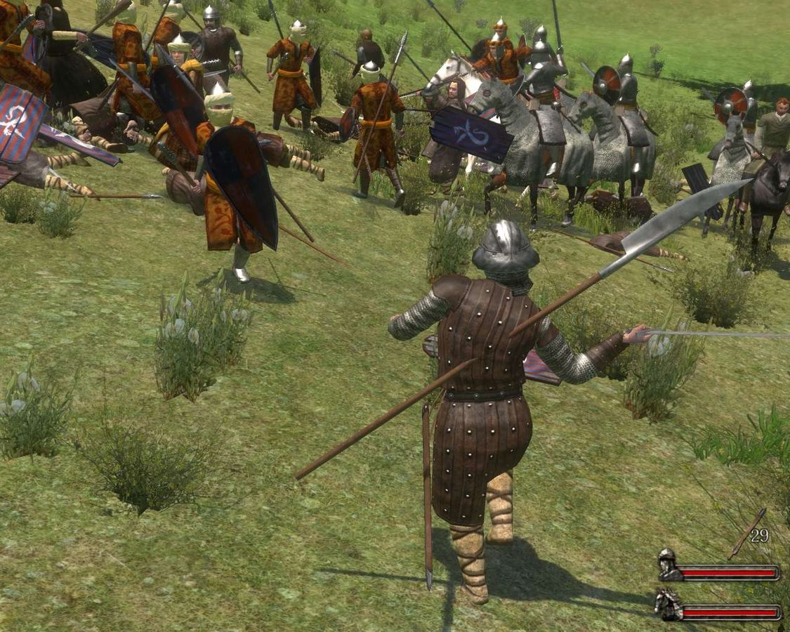 mount and blade warband скачать