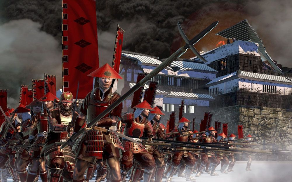 Shogun 2: Total War - Fall of the Samurai обзор
