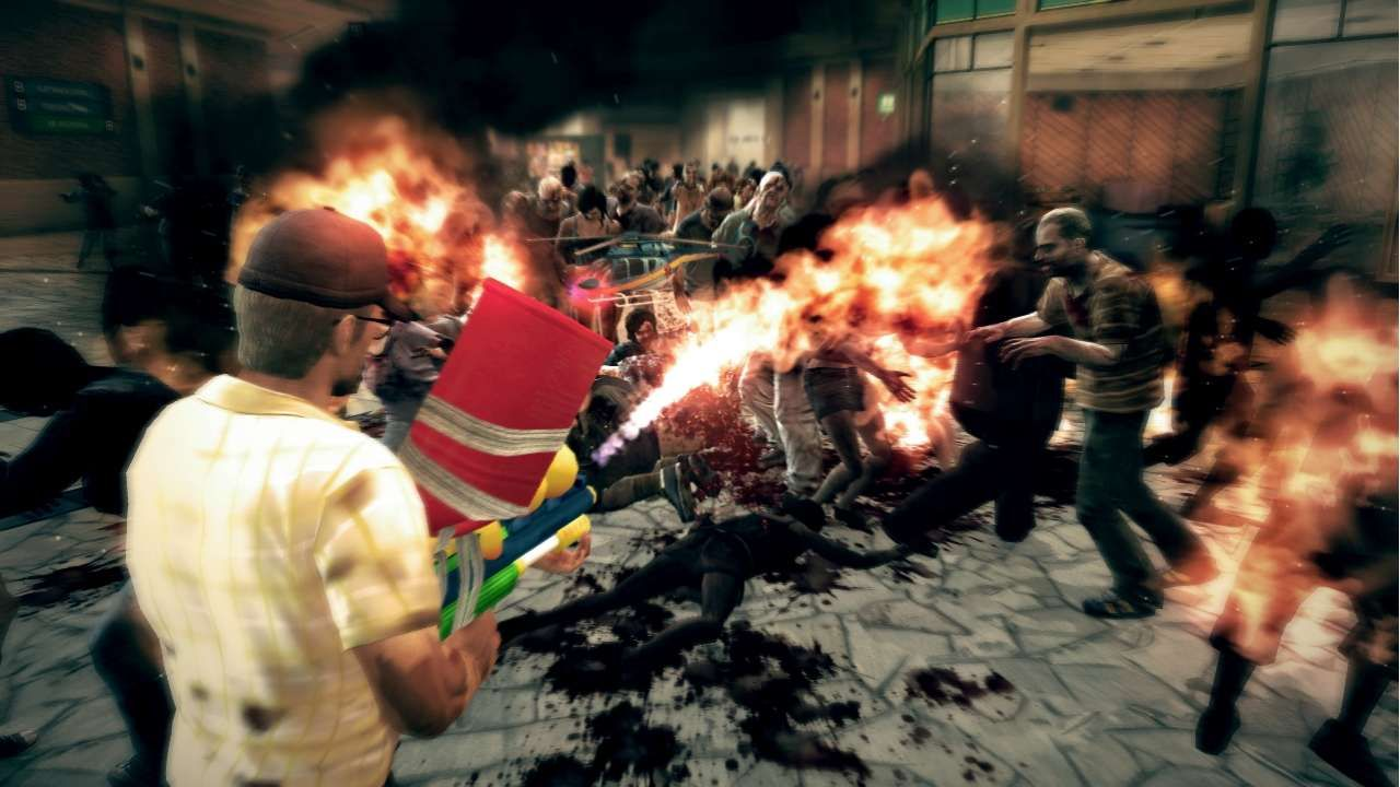 Скачать dead rising 2 off the record - 0f