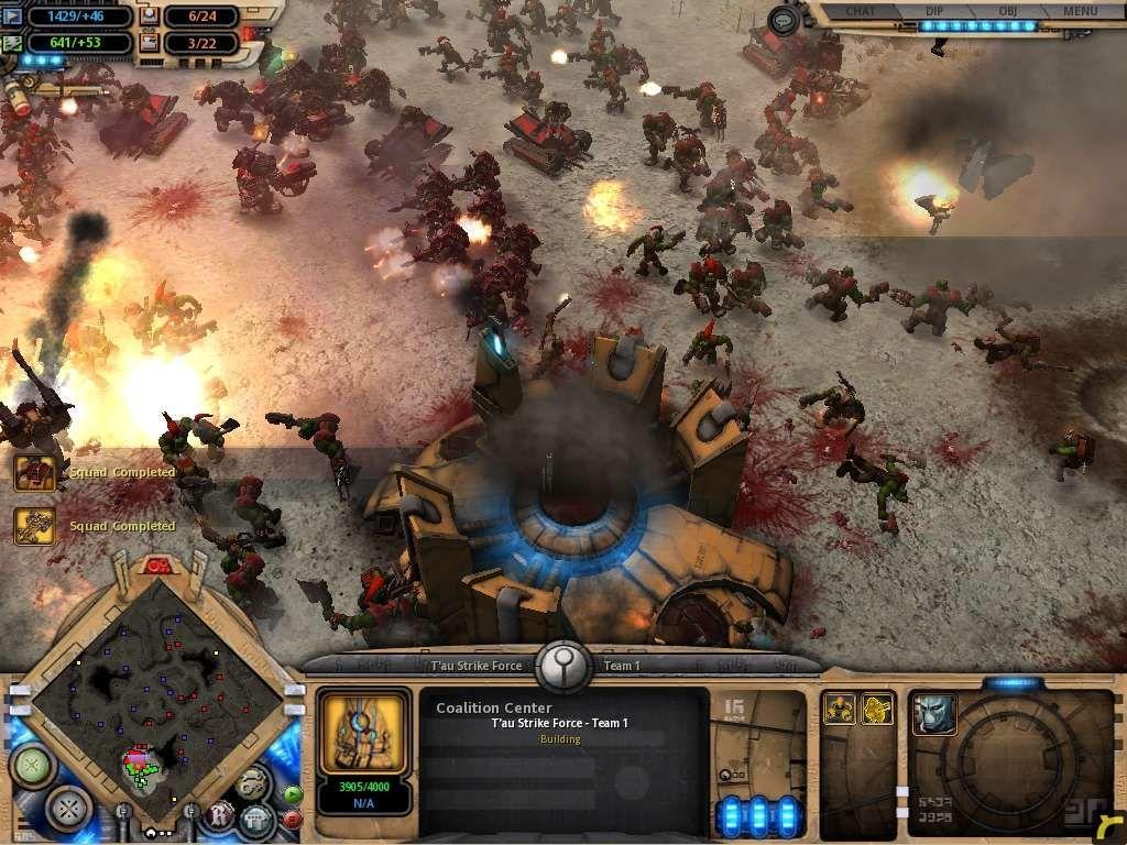 Warhammer 40000 dawn of war 2 скачать торрент бесплатно на.