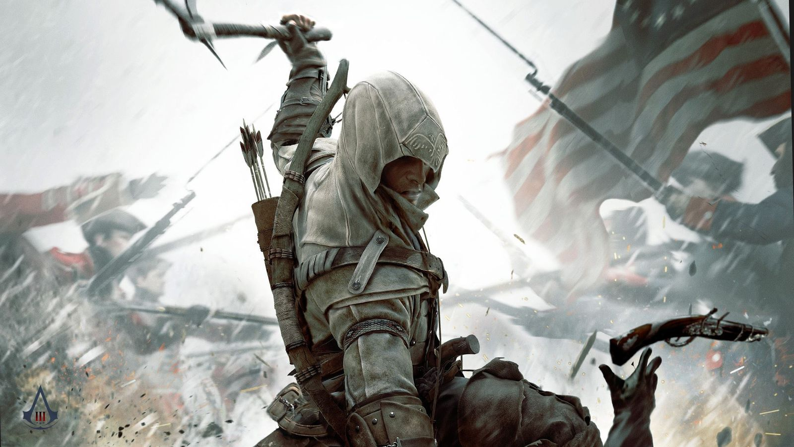 Assassin's Creed 3 скриншот