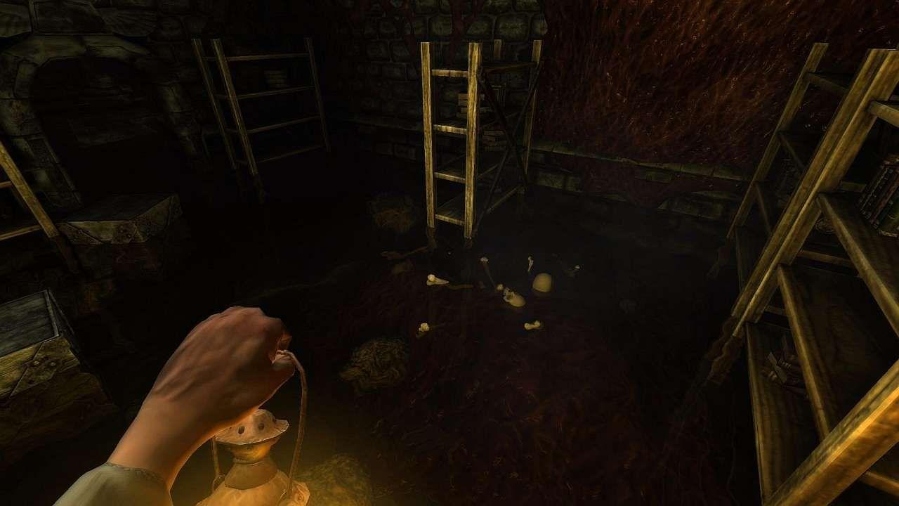 Amnesia the dark descent скачать на компьютер