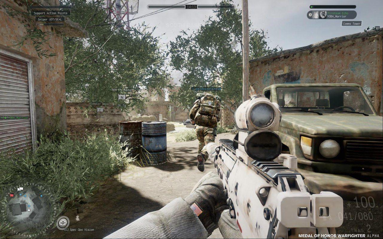 Medal of Honor Warfighter скачать торрент бесплатно на PC