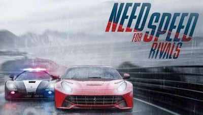 need for speed rivals обзор