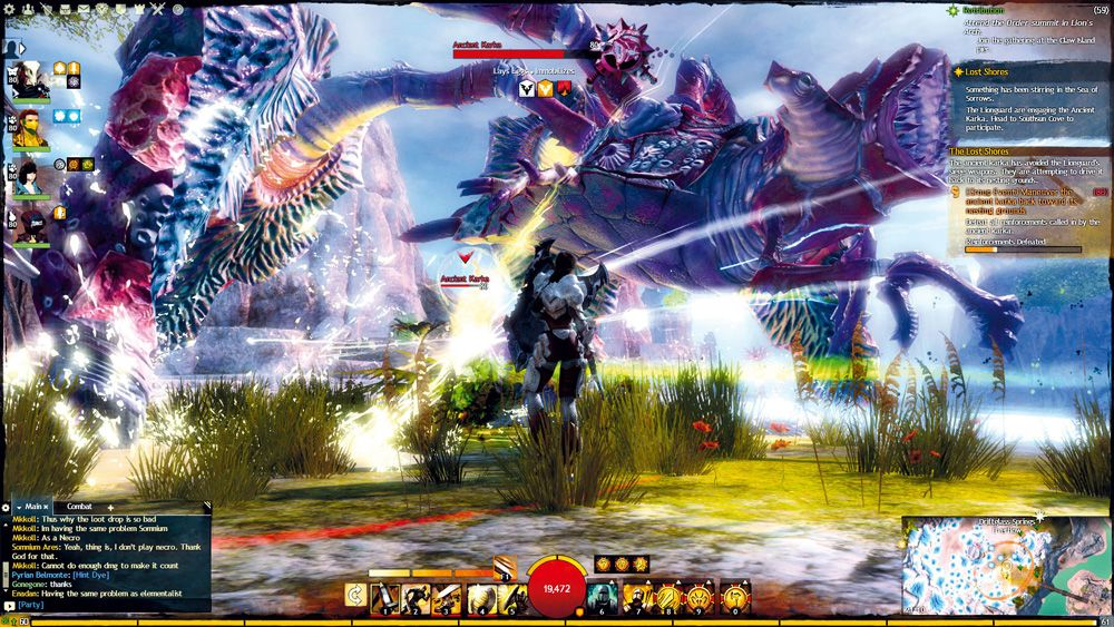 MMORPG - Guild Wars 2