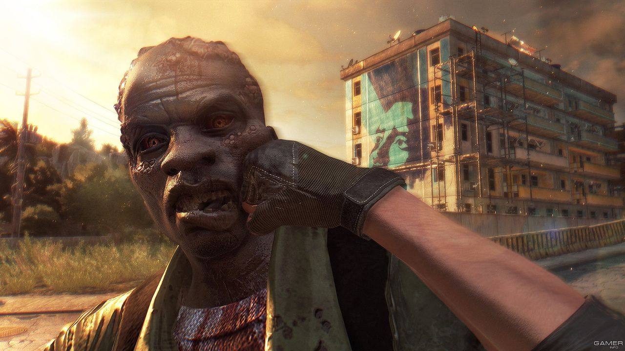 Dying light: the following enhanced edition скачать торрент.