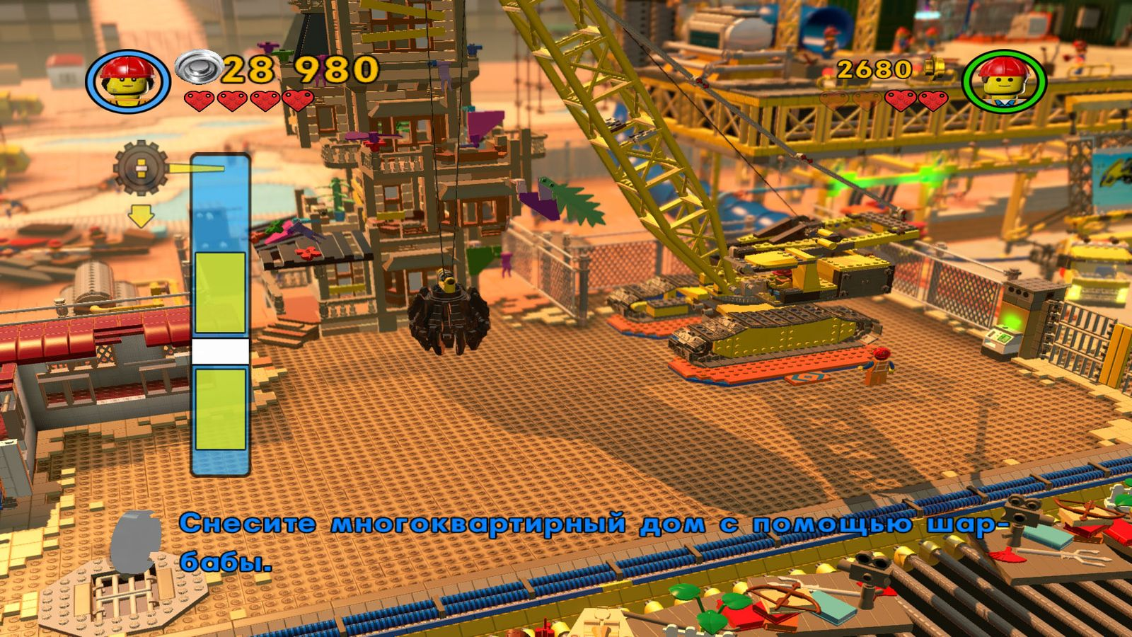 The lego movie videogame review | pc gamer.