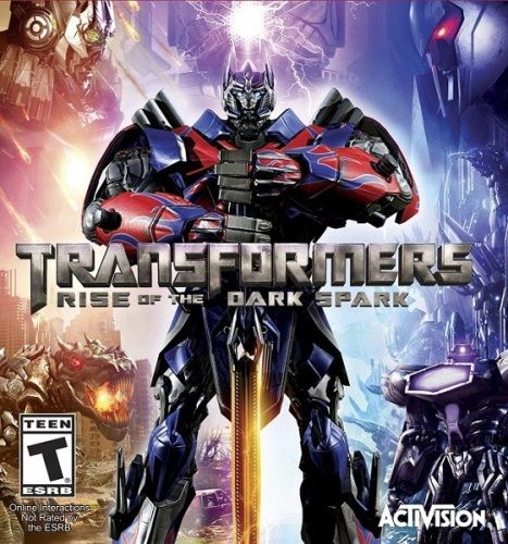скачать Transformers: Rise of the Dark Spark, скриншоты Transformers: Rise of the Dark Spark, Transformers: Rise of the Dark Spark через торрент, дата выхода Transformers: Rise of the Dark Spark