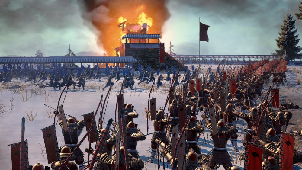 Shogun 2: Total War - Fall of the Samurai скриншот