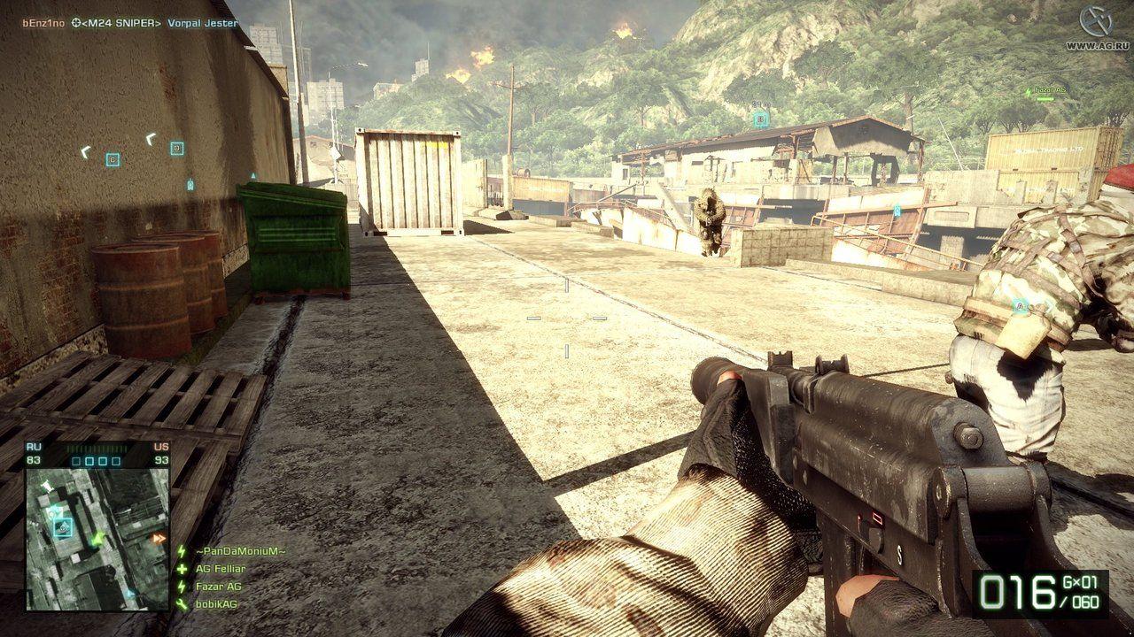 Battlefield: bad company 2 скачать торрент бесплатно на пк.
