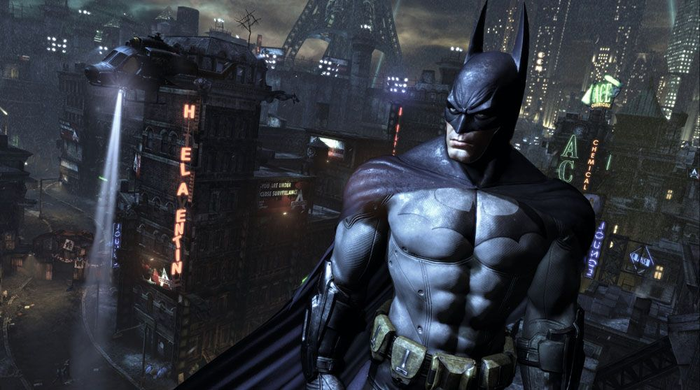 скачать картинки бэтмен