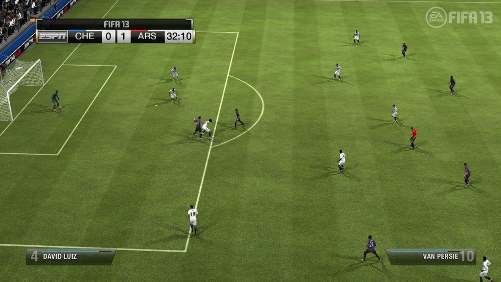 Игра fifa 13 скачать торрент на компьютер