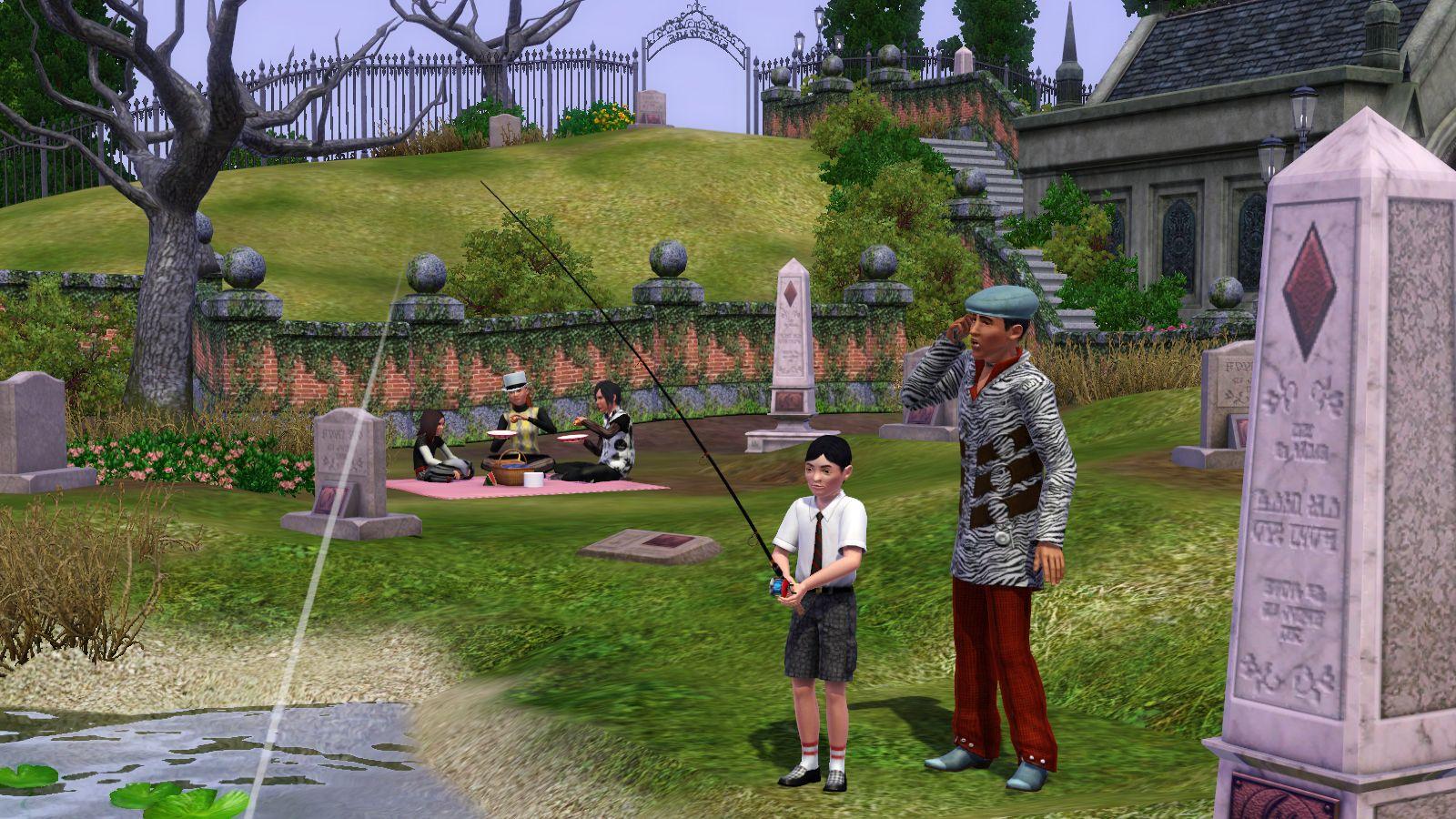 Игра sims 3 скачать торрент - 9913a