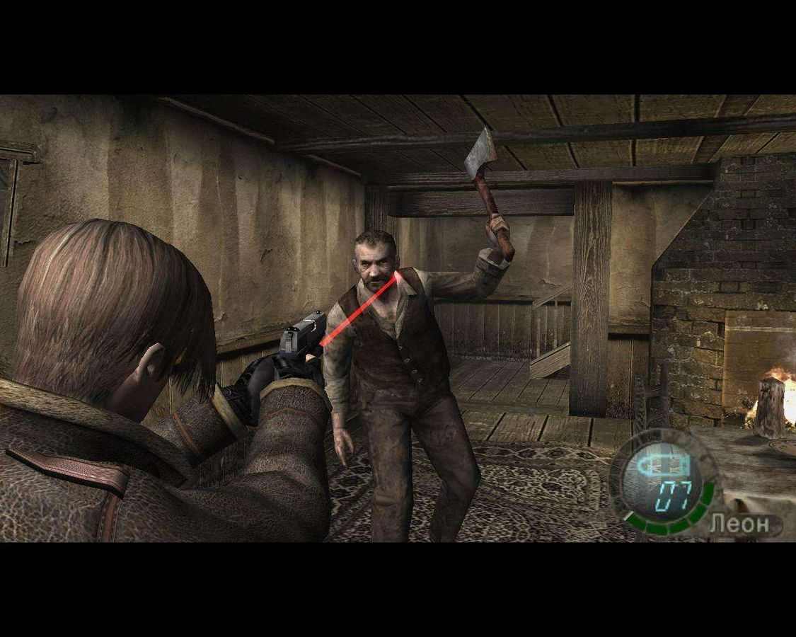 Resident evil 4 ultimate hd edition game trainer v1. 0 +6 trainer.