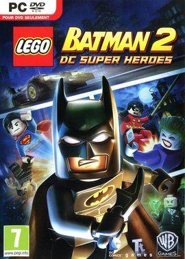 Игра Лего Бэтмен 2 Скачать Торрент На Компьютер Бесплатно - фото 2