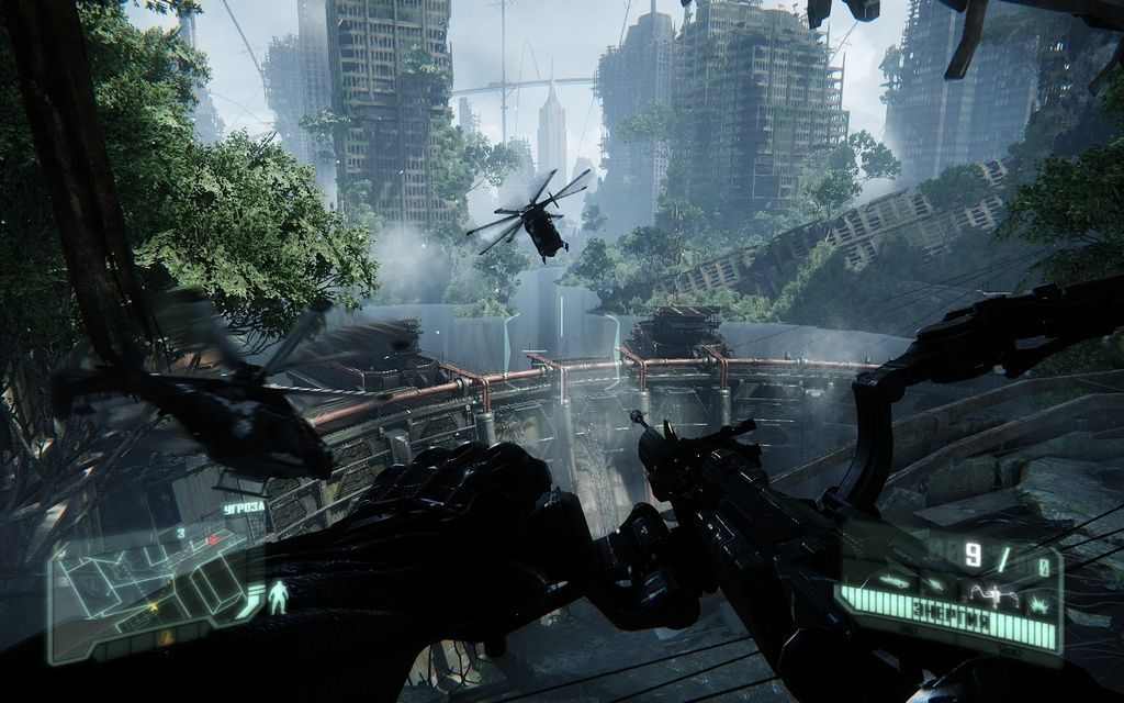 Crysis: War for The Earth 1.0 [ENG][ANDROID] (2013 ...