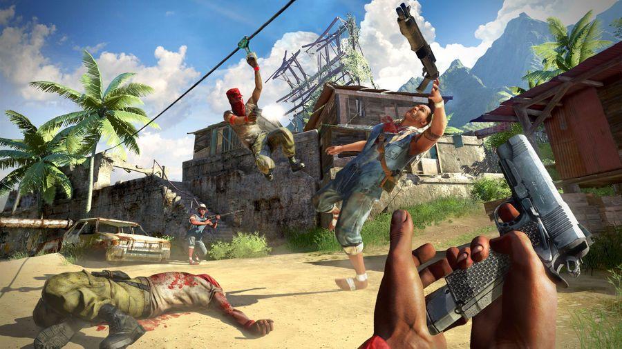 Игры Far Cry 3 Скачать Бесплатно - greenerogon