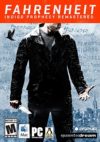 Fahrenheit Indigo Prophecy Remastered скачать торрент