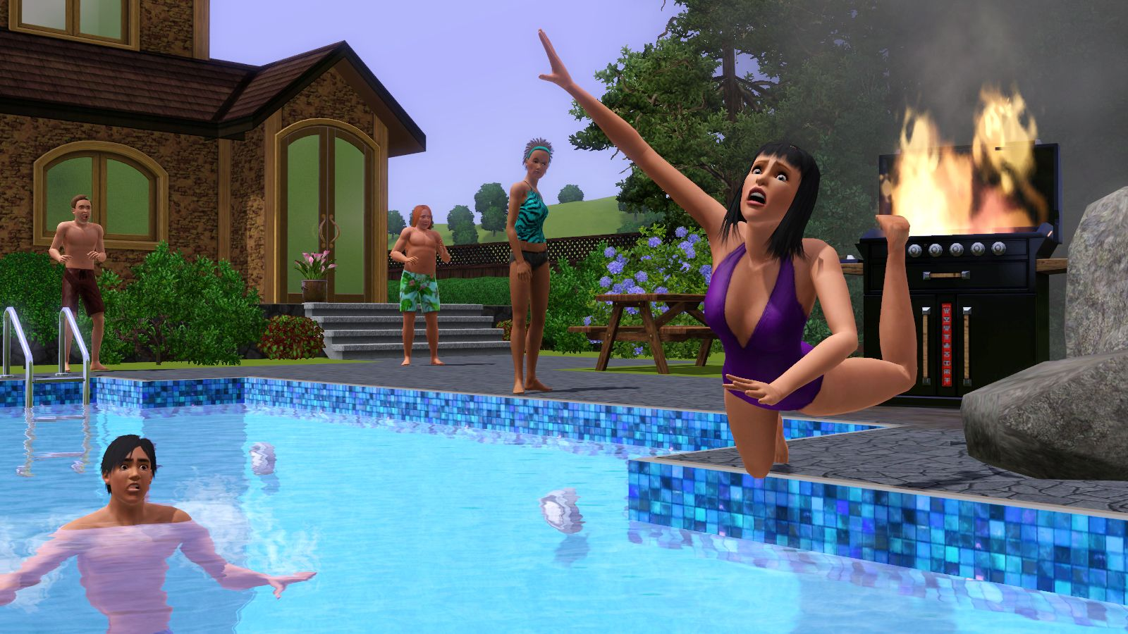 Sims 3 nube patch download naked clips