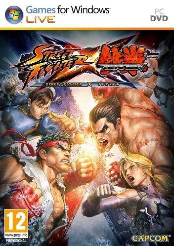 Скачать игру Street Fighter X Tekken 2