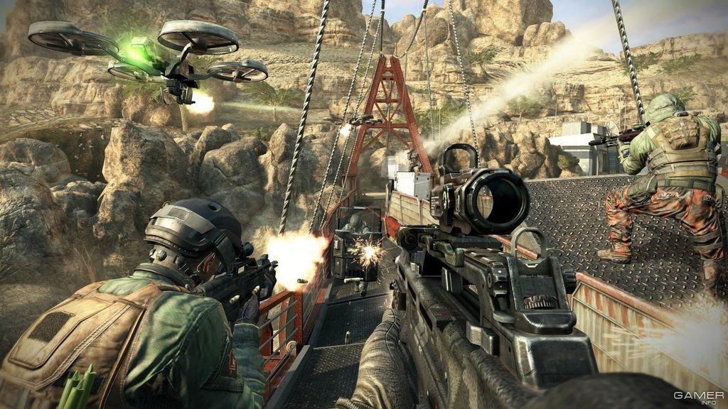 скачать бесплатно игру call of duty black ops 2 на компьютер