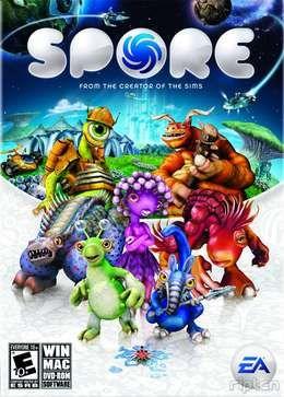 скачать игру Spore на компьютер - фото 8