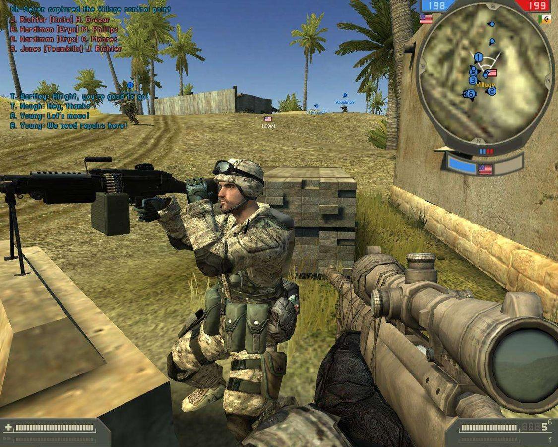 Скачать бесплатно игру бателфилд 2 на компьютер