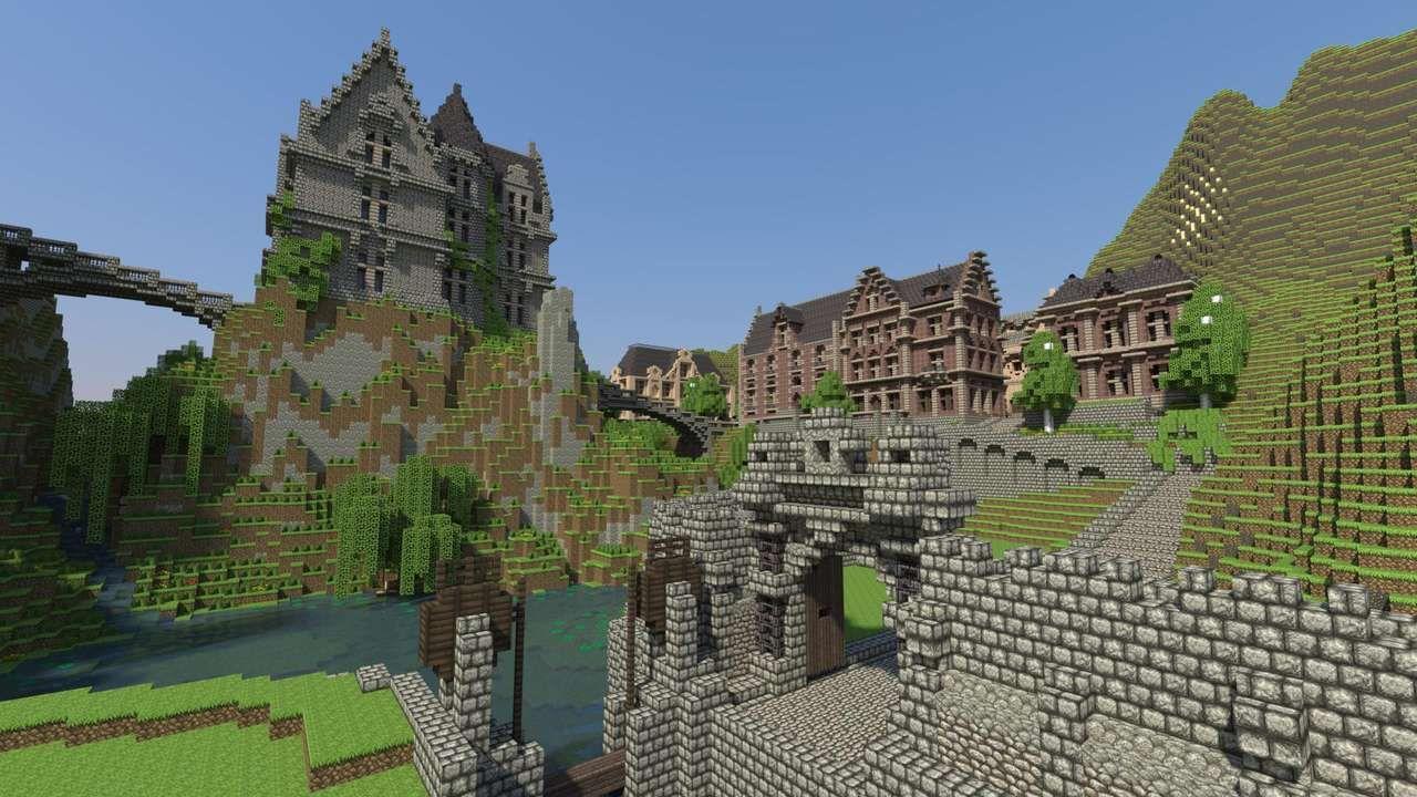 Скачать Minecraft | Скачать бесплатно игры на компьютер