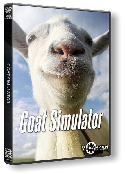 Скачать Goat Simulator - симулятор козла